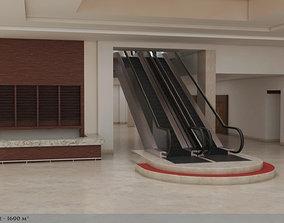 Congress Center 3D model