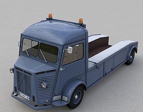 3D CITROEN HY TRUCK 1950