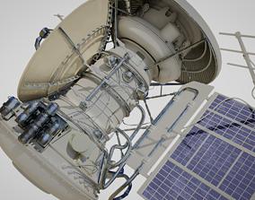 3D model Mars 3