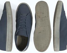 Blue Greats Brand Tennis Shoe 3D