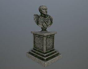 Cesare 3D asset