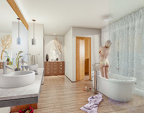 lumion interior design 3D asset