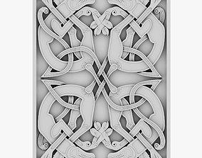3D model Celtic Ornament 17