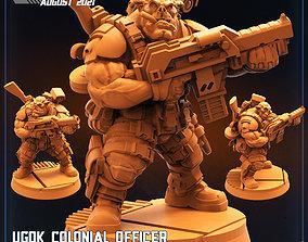 UGOK SPECIAL ACTION FORCE FIGHTER B 3D printable model 1