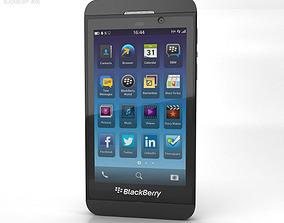 3D asset BlackBerry Z10