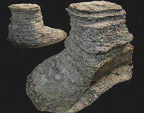 3D model rauk stone scan D
