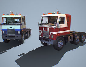 3D asset Chevrolet TITAN 90