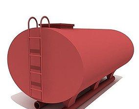 Tank Tanker 3D
