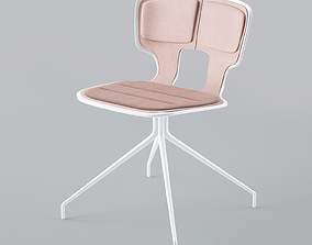 Erice pad 51Y chair 3D model