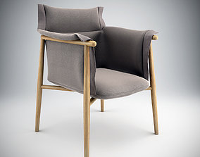 Embrace Chair EOOS 3D