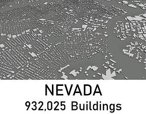 Nevada - 932025 3D Buildings game-ready