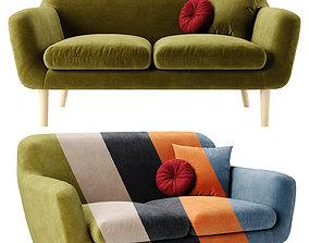 Sofa Dania 2 3D