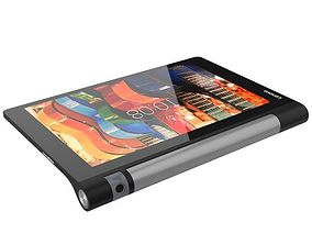 3D LENOVO YOGA 20 CM TABLET 3 BLACK