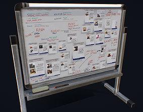 3D asset Gas Board