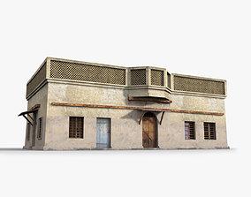 3D asset Arab x24