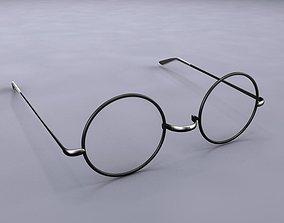 Harry Potter Glasses 3D model