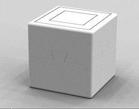 3D print model Puzzle Ring Box