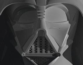 DARTH VADER HELMET FOR 3D PRINTING