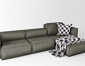 3D italia Sofa Comfort DallAgnese