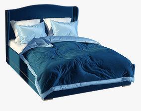 3D model Bed Taranko