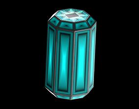 Energy Pellet 3D asset