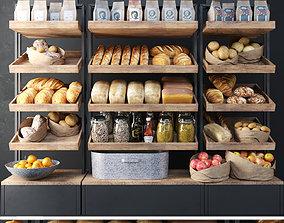 Bread counter 3D