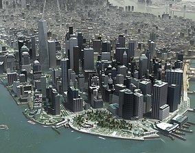 3D model New York 2021