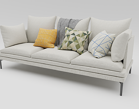 Couch Williams 302 3D model