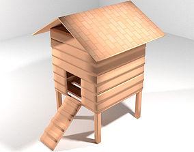 3D Hen House - Type 1