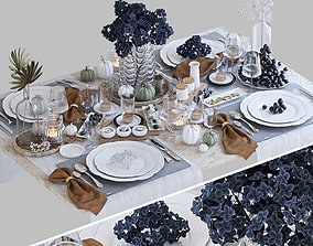 bouquet 3D Table setting