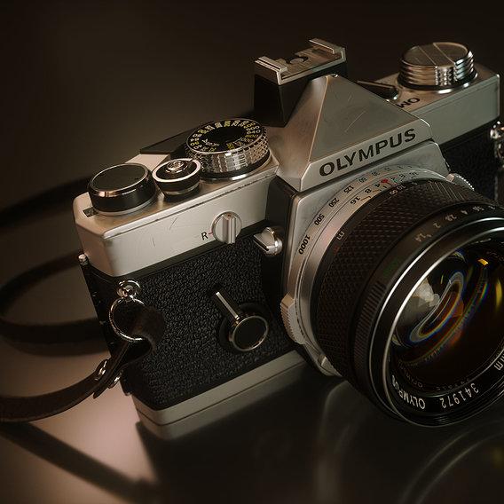 SRL Camera by Dirk Steffens
