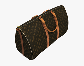 Louis Vuitton handbag 3D model