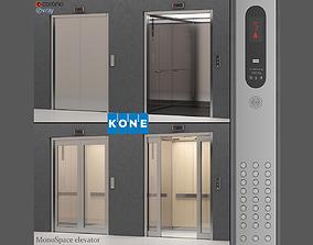 Animated Elevator 3D Models | CGTrader