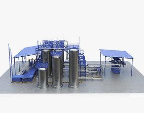 3D Oil equipment
