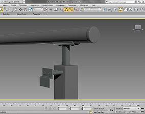 3D model Guardrail