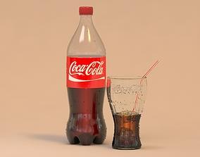Coca-Cola cold 3D model