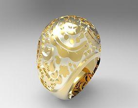 3D print model aqua ring