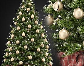 3D Christmas Tree 02