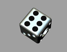 Dice Bead 3D print model