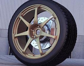 Advan T7 automotive -RIM ONLY- 3D