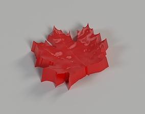 Leaf Plate 3D print model