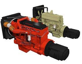 Diesel Engines 3D