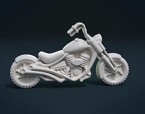 3D print model Motorcycle Motorbike