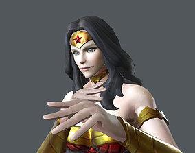 WOMN-006 Kick 3D model