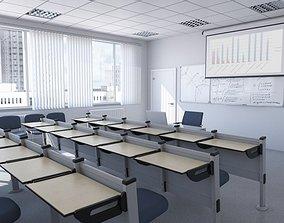 Classroom 1 3D
