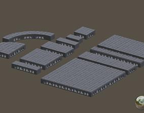 OpenLOCK Dungeon Tiles 3D printable model