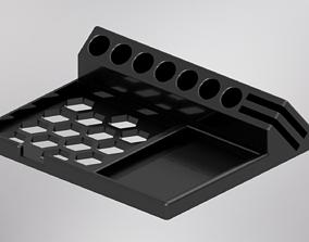 Pen holder - 3D print model fast-printing
