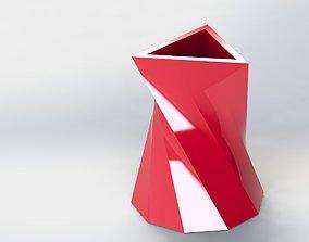 3D printable model Decorative Flower Pot 15