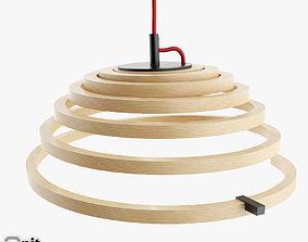 3D Aspiro 8000 pendant lamp by Secto