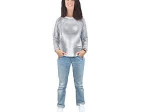 3D No308 - Female Standing